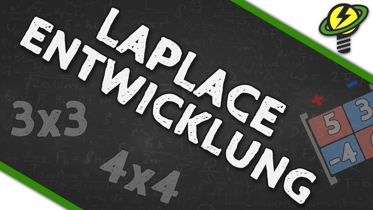Laplace-Entwicklung